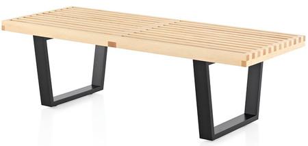 Hardwood Bench 4ft
