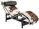 Le Corbusier Pony Chaise Lounge LC4