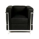 Le Corbusier Petit Chair LC2 (Original Size)
