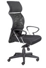 Eco Office Chair Black Mesh