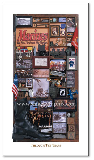 US Armed Services - the Marines