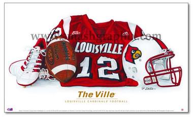 Louisville Cardinal Football - The Ville