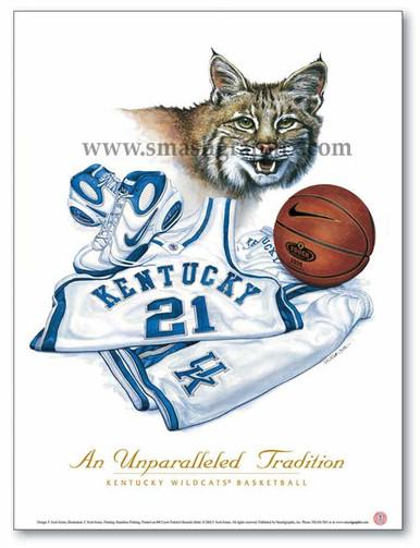 Kentucky Basketball - An Unparalleled Tradition