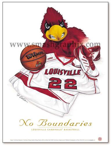 University of Louisville Basketball - No Boundaries