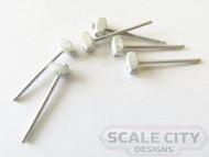 48-735 Sledge Hammers O scale FKA Keil Line