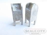 48-719 US MAIL BOX FOR CITY STREET O SCALE FKA KEIL LINE