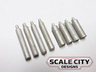 48-211 Welding or Oxygen acetylene Torch Bottle O Scale FKA Keil Line Details