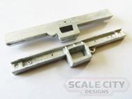48-376 End Sill Box Car O Scale FKA Keil Line Walthers