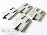48-328 Roof Ice Hatch Steel Style Reefer O scale FKA Keil Line