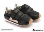 Black Nylon / Black Toscana
