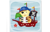 Little Chipipi Playtime Gift Card - Pirate Ship