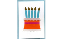 Birthday Cake Gift Card