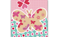 Little Chipipi Eco Greeting Card - Butterfly