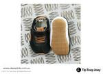 FULL flexible rubber sole