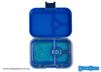 Neptune Blue - 4 compartment - Open