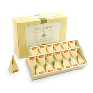 Tea Forte Green Tea - 48 pieces in Event Box