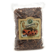 French Golden Chanterelle Mushrooms Dried 16 oz