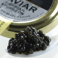 CAVIAR: Siberian Sturgeon - Farmed in China