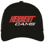 Herbert Cams Hat - Black/Front view