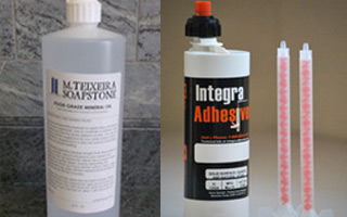 Oil & Adhesives