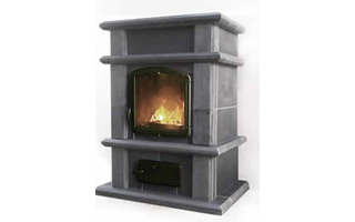 Soapstone Fireplaces