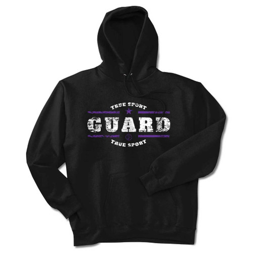 True Sport Guard Black Hoodie