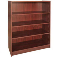 "Express 47"" 4 Shelf Laminate Bookcase"