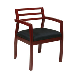 OFD® Guest Chair with Slat Back