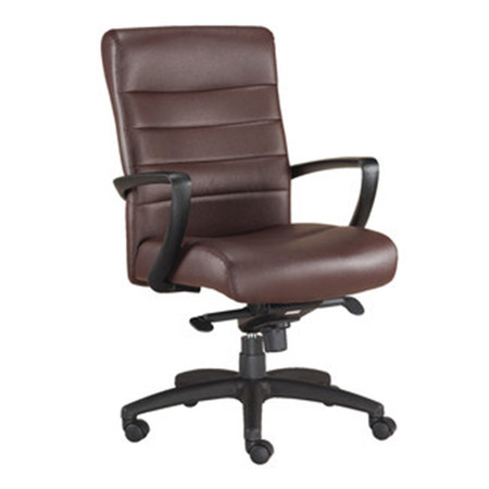 Eurotech Manchester Brown Leather Executive Chair