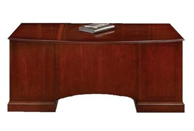 DMI Belmont Wood Executive Desk