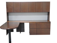 Knoll L Shape Desk