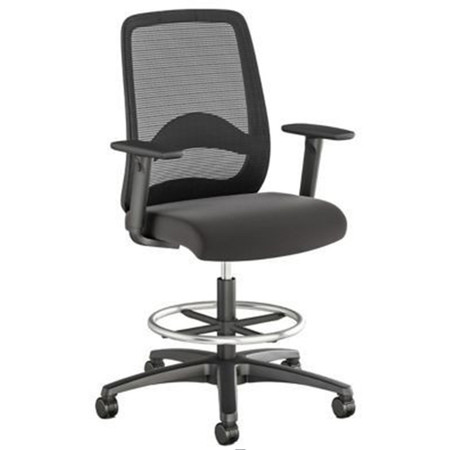 ais bolton series task stool from the executive office to the front office bolton provides - Drafting Chairs