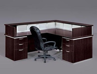 DMI Pimlico Reception Desk