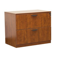 OFD Ultra Series Laminate 2 Drawer Lateral File