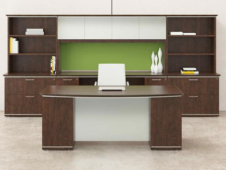 DeskMakers Milano Desk System