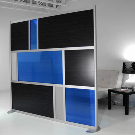 FRAMEwall is a modern room divider screen system designed to add privacy and creativity to a wide range of spaces for living & working.FRAMEwall features interchangeable design panels with standard and custom finishes. When your space or lifestyle changes, FRAMEwall can change with you.