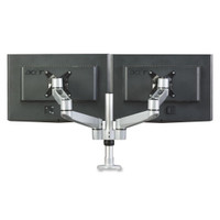 Humanscale Hover 2™  Series Dual Monitor Arms