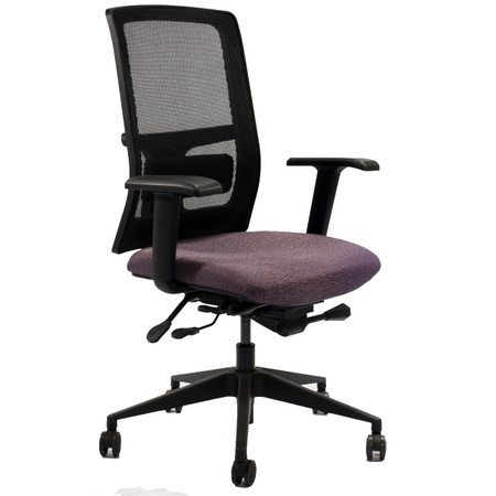 Express HU Series Ultimate Adjustable Task Chair with Custom Seat