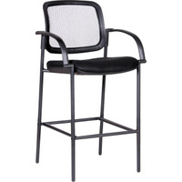 Express SX Series Mesh Back Bar Stool