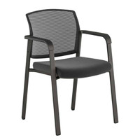 AIS Paxton Series Mesh Back Guest Chair