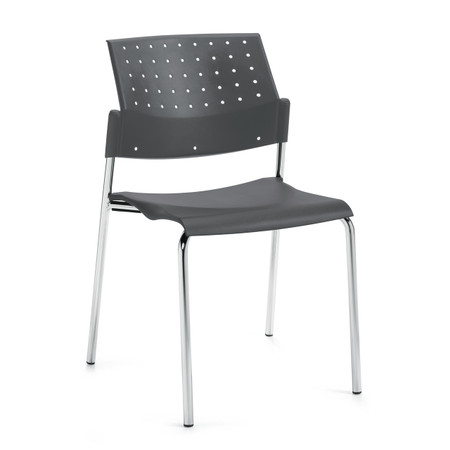 Global Sonic Polypropylene Plastic Guest Chair