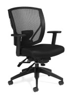 Offices to GoOTG2803 Mid Back Mesh Executive Chair