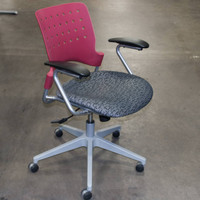 Safco Reve Task Chair With Casters