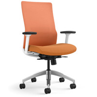 Sit on It Novo Task Chair in Orange