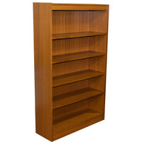"Global 60"" Oak Bookcase"