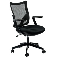 Lorell S-8 Task Mesh Back Task Chair