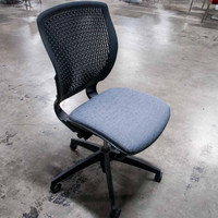 Global Roma Series Armless Task Chair