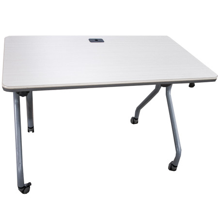 "Global Bungee Series 24"" x 42"" Drafting Folding Table"