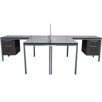 Boss Simple Series Two Pack Of Benching/Workstations