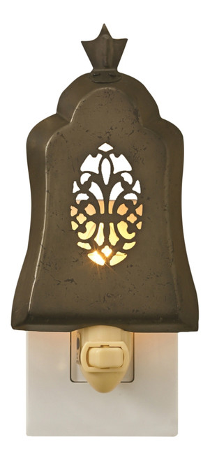 Fireside Night Light Colonial Williamsburg Collection Park Designs